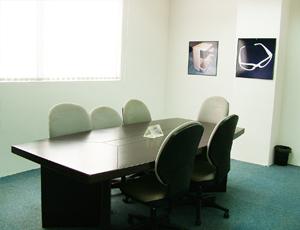 手板厂会议室