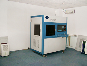 SLA激光快速成型设备