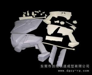 SLA手板模型之水枪手板模型