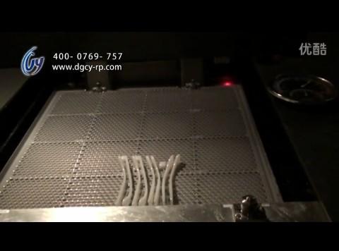 3D打印机制作手板的全过程