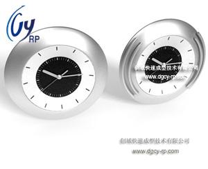 手板模型制作之塑胶电子钟表手板模型
