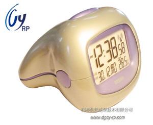 手板模型制作之电子钟表手板