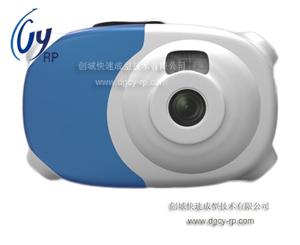 手板模型制作之数码相机手板模型