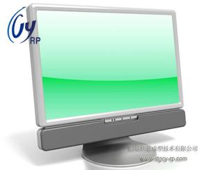 手板模型制作之液晶显示器手板