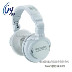 手板模型制作之耳机模型