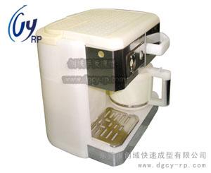 手板模型制作之全自动咖啡机手板