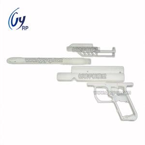 3D打印手板之玩具枪手板