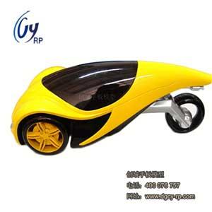 玩具摩托车模型手板